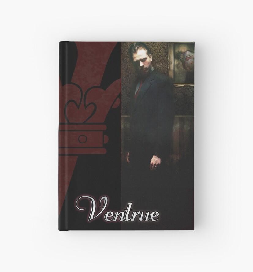 Requiem Clan Art: Ventrue by TheOnyxPath