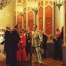 Kaiser Friedrich III as Crown Prince in 1878 by edsimoneit