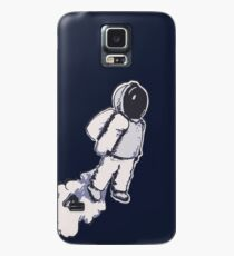 Brian The Poostronaut Evacuates To Outer Space Case/Skin for Samsung Galaxy