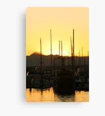 Safe Harbor II Canvas Print