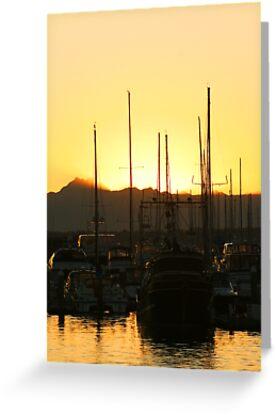 Safe Harbor II by Gary Lee Parker