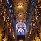 Notre Dames Inner Soul by John Rivera