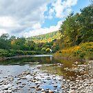 Waitsfield Vermont by John Rivera