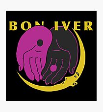 Bon Iver Photographic Print