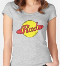 Rad Women's Fitted Scoop T-Shirt