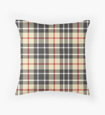 Burberry Vintage Style Floor Pillow