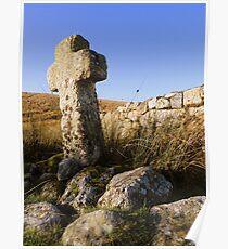 Dartmoor: Crosses Series - Huntingdon Poster