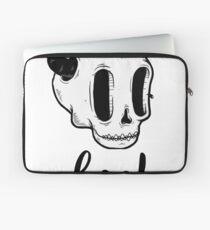 Skull Boo Laptoptasche