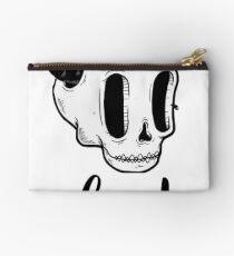 Skull Boo Studio Clutch