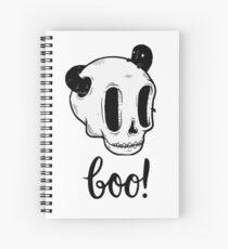 Skull Boo Spiralblock