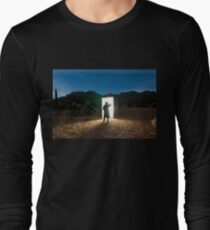 There are other worlds than these. Long Sleeve T-Shirt