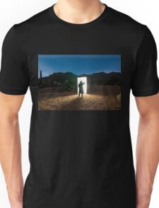 There are other worlds than these. Unisex T-Shirt