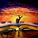 The Hind of the Dawn - Psalm 22 by EuniceWilkie