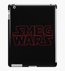 SMEG WARS iPad Case/Skin