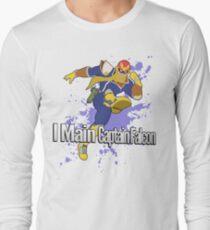 I Main Captain Falcon - Super Smash Bros. T-Shirt