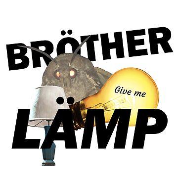 Lámpara de la polilla de MaceEclipse