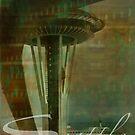 Layers of Seattle by Elizabeth Bravo
