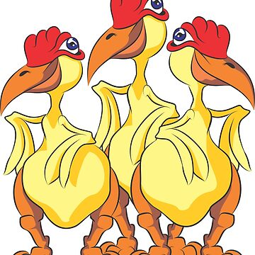 Three Chickens - #3 by MontanaJack