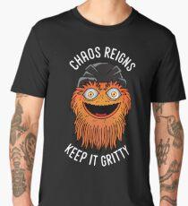 Chaos Reigns Keep It Gritty Men's Premium T-Shirt