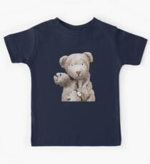 Daniel Striped Tiger - Mr Rogers Kids Tee