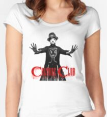 Culture Club Women's Fitted Scoop T-Shirt