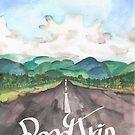 Road Trip - Costa Rica von Claudia Brüggen