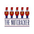 Nutcracker Soldiers Ballet Student square by Dancethoughts