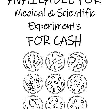 Medical Experiments Funny Science Shirt by markstones