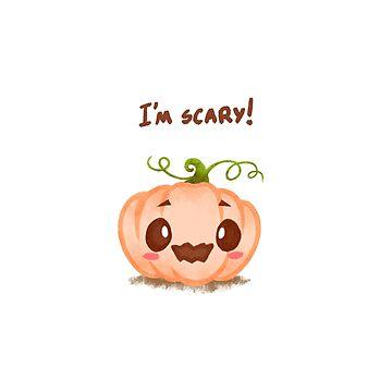 Scary Little Pumpkin by LoShimizu