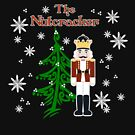 The Nutcracker Christmas Tree by Dancethoughts