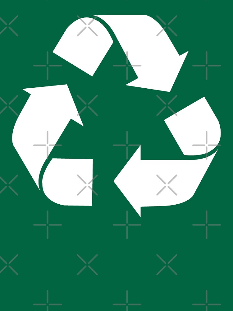 Recycle by expandable