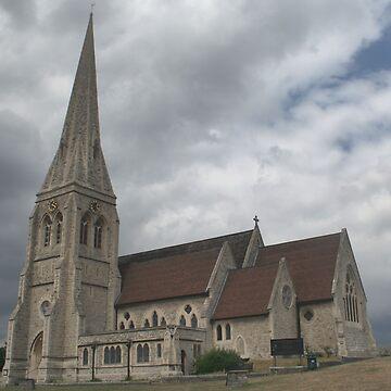 All Saints Parish - Blackheath (London) England by BlackDogCountry