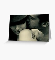 Let's Elope Greeting Card