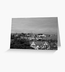 Cork Greeting Card