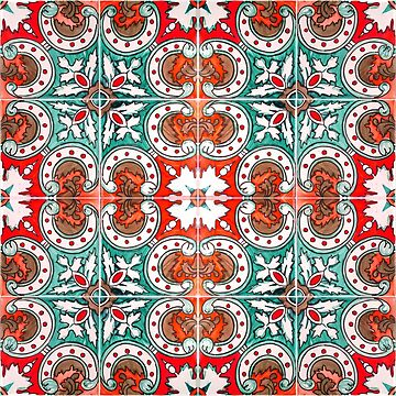 Seamless Floral Pattern Ornamental Design : x26 by ohaniki