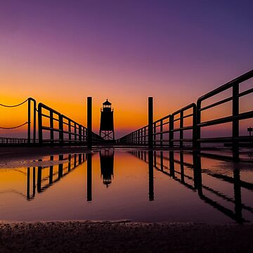 Dusk Reflection  by NobleImages