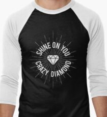 Shine On You Crazy Diamond Men's Baseball ¾ T-Shirt
