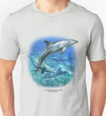 SPOTTED BOTTLENOSE DOLPHIN C Unisex T-Shirt