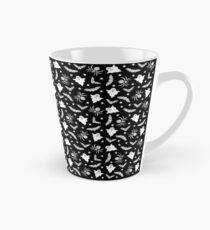 Spooky Halloween pattern Tall Mug