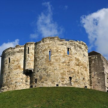 Clifford's Tower by missmoneypenny