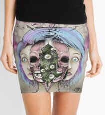 Anatomy of Anxiety Mini Skirt
