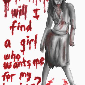 Zombie Girlfriend #3 by Dragonhaunt