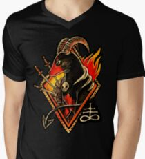 Houndoom Men's V-Neck T-Shirt