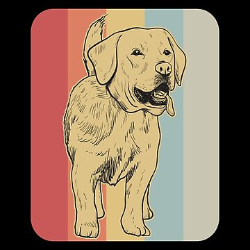 Dog Dog Pet Dog Owner Retro Gift by KingCreative