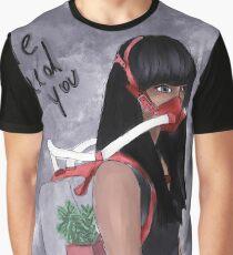 Midori - Naturelover Graphic T-Shirt
