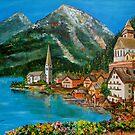 Hallstatt-Austria by JorgeCaputi