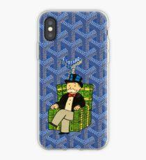 blue go iPhone Case