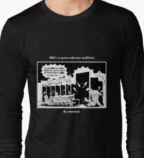 2001: a space odyssey auditions Long Sleeve T-Shirt