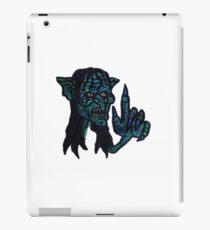 Meg Mucklebones, Legend, witch  iPad Case/Skin