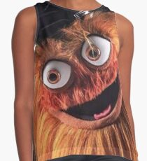 """Flyers New Mascot """"Gritty"""" Sleeveless Top"""